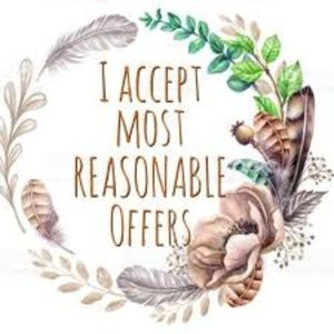 Other - Reasonable Offers Accepted!!!